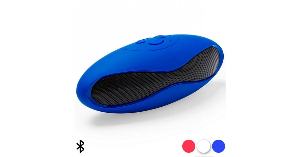 BigBuy Tech - Altoparlanti Bluetooth FM USB 145154